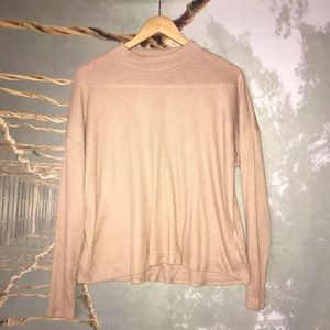 Divided H&M ribbed lightweight long sleeve